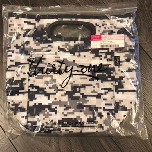 New Thirty-One Go To Thermal Lunch Bag Camo